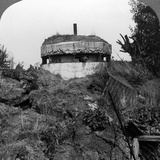 German Pillbox, Bullecourt, France, World War I, 1917 Photographic Print