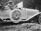 Rolls-Royce Silver Ghost in the Alpine Trial, 1913 Photographic Print