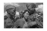 Victory Day, World War II, USSR, 1945 Giclee Print