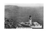 Douglas Head Lighthouse, Isle of Man, 1937 Giclee Print
