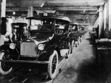 Chevrolet 490 Cars on Production Line, C1920 Photographic Print