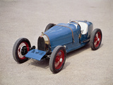 A 1924 Bugatti Type 35 Photographic Print
