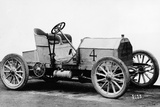 Mercedes 60 Hp Racing Car, 1903 Photographic Print