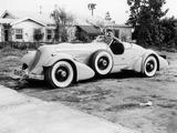 Duesenberg 'Mormon Meteor' Car Photographic Print