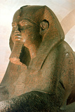 Great Sphinx of Amenemhat II, Ancient Egyptian Photographic Print