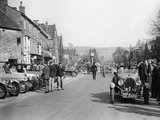 The Bugatti Owners Club at Broadway, Hereford and Worcester Photographic Print