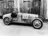 George Eyston in a 1927 Bugatti Type 35B, (1927) Photographic Print