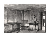 Interior of Shakespeare's House, Stratford-Upon-Avon, Warwickshire, England, 1924-1926 Giclee Print