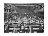 Salvation Army Shelter, Blackfriars, London, Early 20th Century Giclee Print