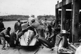 Auto Union in the Pits During a Grand Prix, 1938 Photographic Print