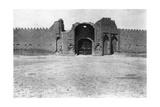 City Gate, Samarra, Mesopotamia, 1918 Giclee Print