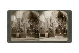 Church of the Armenian Christians, Jerusalem, Palestine, 1897 Giclee Print