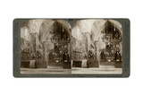 Church of the Armenian Christians, Jerusalem, Palestine, 1897 Giclee Print by  Underwood & Underwood