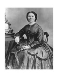 Clara Barton (1821-191), Founder of the American Branch of the Red Cross Giclee Print