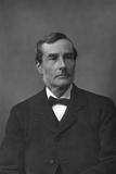 Hugh Lupus Grosvenor (1825-189), 1st Duke of Westminster, 1890 Reproduction photographique par W&d Downey