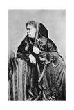 Helena Petrovna Blavatsky, Russian-Born American Theosophist, 1875 Giclee Print