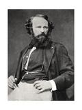 Arsene Houssaye, French Novelist and Poet, 1861 Giclee Print