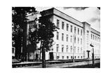 Radium Institute, Warsaw, Poland, 1932 Giclee Print