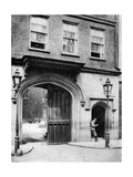 16th Century Gateway to the Charterhouse, London, 1926-1927 Giclee Print by  Joel