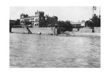 British General Headquarters, Baghdad, Mesopotamia, Wwi, 1918 Giclee Print