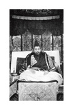 Thubten Gyatso (1876-193), the 13th Dalai Lama of Tibet, C1910 Giclee Print