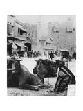Near the Jaffa Gate, Jerusalem, C1927-C1931 Giclee Print