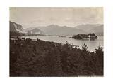 Isola Dei Pescatori (Island of the Fisherme), Lake Maggiore, Italy, 1890 Giclee Print