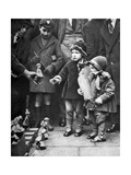 Kerb-Side Toy-Seller, Holborn, London, 1926-1927 Giclee Print