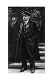 Vladimir Ilich Lenin, Russian Bolshevik Leader, Moscow, Russia, 1 May 1919 Giclee Print