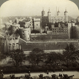 Tower of London, C Late 19th Century Photographic Print