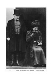 The Duke and Duchess of Argyll, Late 19th or Early 20th Century Giclee Print