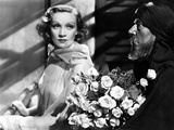 Marlene Dietrich, German-Born Actress Photographic Print