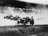 Indianapolis 500 Mile Race, Indiana, USA, Early 1920S Photographic Print