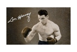 Len Harvey, Light Heavy Weight Boxing Champion of Great Britain, 1935 Giclee Print