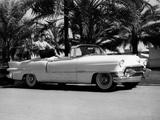 1955 Cadillac Eldorado Convertible, (C1955) Photographic Print