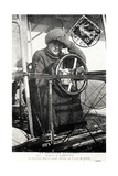 Baroness Raymonde Delaroche, French Aviator, 1909 Giclee Print
