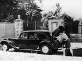 1955 Citroën II Légère Berline Car, (C1955) Photographic Print