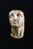 Portrait Bust of a Young Alexander the Great, 4th Century BC Photographic Print