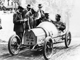 Bugatti Type 13 Which Competed at the French Grand Prix, Le Mans, 1911 Photographic Print