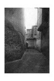 A Street in Baghdad, 1918 Giclee Print