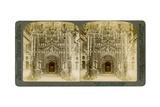 Church of the Holy Sepulchre, Jerusalem, Palestine, 1897 Giclee Print by  Underwood & Underwood