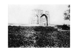 Old Ruin on the Banks of the Tigris River, Mosul, Mesopotamia, 1918 Giclee Print