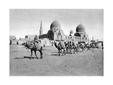 The Tombs of the Califs, Cairo, Egypt, C1920s Giclee Print