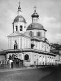 Church of St Euplius, Moscow, Russia, 1881 Photographic Print by  Scherer Nabholz & Co