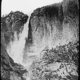 Yosemite Falls, Yosemite National Park, California, USA, Late 19th or Early 20th Century Photographic Print