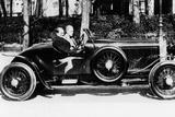 A 1928 Hispano-Suiza 45Hp Car, (C1928) Photographic Print