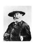 Walt Whitman, American Poet, C1866 Giclee Print