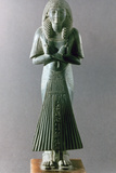 Shabti or Ushabti, a Funerary Figurine, Egypt, 18th Dynasty Photographic Print