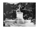 Monument to George Washington, Palermo Park, Buenos Aires, Argentina Giclee Print