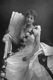 Maude Millett, Actress, 1890 Reproduction photographique par W&d Downey